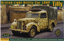 ACE | 72500 | British light utility car 10HP Tilly | 1:72