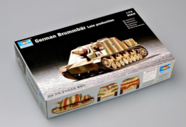 Trumpeter   07212   Brummbar Late production   1:72