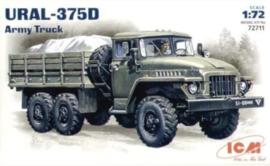 ICM | 72711 | Ural 375D | 1:72