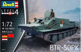 Revell | 03313 | BTR-50PK | 1:72