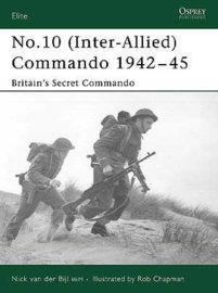 Osprey publ | Elite142 | No.10 (inter-allied) Commando 1942-45