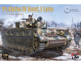 Border model | BT-008 | Pz.Kpfw.IV Ausf.J last  2in1 |1:35