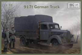 IBG | 72061 | Ford G917 German Truck | 1:72