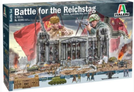 Italeri | 6195 | Battle for the Reichstag | 1:72