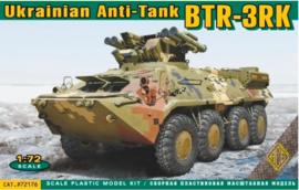 Ace | 72176 | BTR-3RK Urkrainian anti tank vehicle | 1:72