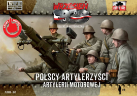 Polish Anti Aircraft Crew