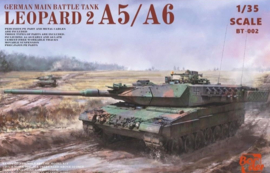 Border Model | BT-002 |  Leopard 2a5/a6 | 1:35
