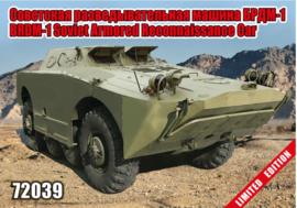 Zebrano | 72039 | BRDM-1 Soviet recon car | 1:72