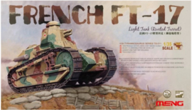 Meng | TS-011 | Renault FT incl diorama base | 1:35