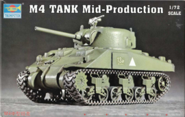 M4 Sherman - Mid Production