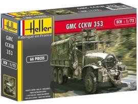 Heller | 79996 | GMC CCKW 353 truck | 1:72