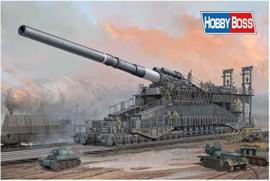"""80cm K(E) Railway Gun """"Dora"""""""
