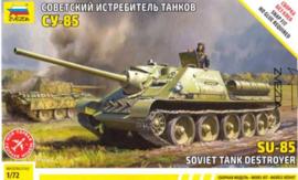 Zveda | 5062 | SU-85 | 1:72
