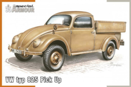 SpecialArmour | SA35007 | VW typ 825 Pick Up | 1:35