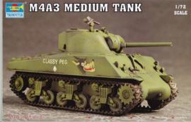 Trumpeter | 07224 | M4A3 Sherman | 1:72