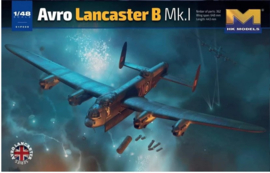 HK models | 01F005 | Avro Lancaster B Mk.I | 1:48