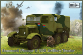 IBG | 72078 | Scammell Pioneer R 100 Artillery Tractor | 1:72