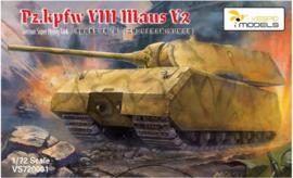 Vespid models | VS72001 | Sd.Kfz VIII Maus V2 | 1:72
