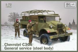 Chevrolet C30A General Service