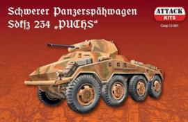 "Attack | 72-001 | Sd.Kfz.234 - ""Puchs"" | 1:72"
