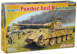Panther ausf D early