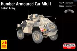 Attack   72933   Humber Mk.II armoured car   1:72