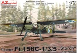 AZ | Fieseler Fi 156C-1/3/5 | AZ7647 | 1:72