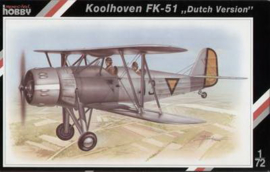 Koolhoven FK51 Dutch