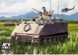 AFV Club | AF35291 | M113A1 APC with T50 turret | 1:35