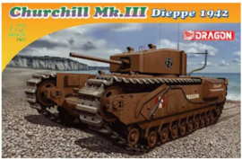 Dragon   7510   Churchill Mk.III Dieppe 1942   1:72