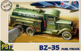 PST   72021   BZ-35 fuel truck   1:72