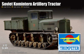 Trumpeter   07120   Komintern Artillery Tractor   1:72