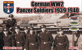 Orion | 72058 | German WW2 Panzer Soldiers 1939-40 | 1:72