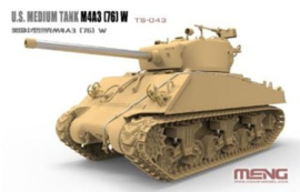 M4A3 76W Victory Kiss edition 1:35