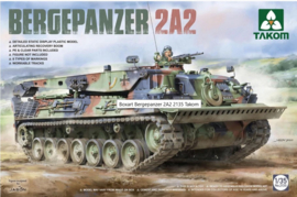 Takom   2135   Bergepanzer 2a2   1:35