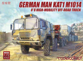 MAN KAT1 M1014 8x8 HIGH-Mobility off-road truck