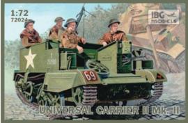 IBG | 72024 | Universal Carrier II mk.II | 1:72