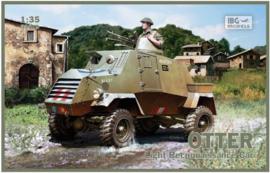 IBG   35019   Otter light reconnaissance car   1:35