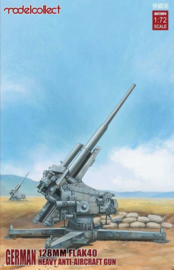 128mm Flak 40 Heavy Anti Aircraft Gun