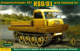 ACE | 72277 | RSO/01 with flotation kit | | 1:72