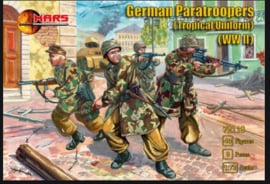 Mars | 72119 | German Paratroopes tropical uniform | 1:72