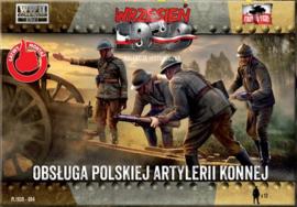FTF | 084 | Polish horse artillery service | 1:72