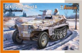 Special Armour | SA72019 | Sd.Kfz 250/1 Ausf.A Alte | 1:72