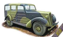 Ace | 72551 | Super Snipe Heavy Utility (Woodie) | 1:72