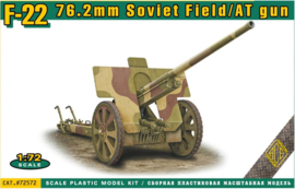 ACE | 72572 | Soviet 76.2mm Field/AT gun | 1:72