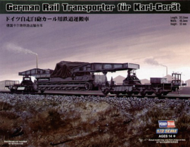 Rail Transporter for Karl-Geraet