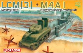 Dragon | 7516 | LCM 3 + M4a1 | 1:72