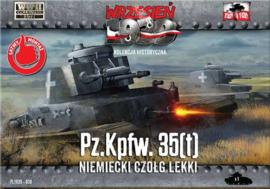 Pz.Kpfw 35(t) or  LTvz35