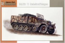 SpecialArmour   SA72004   Sd.Kfz. 11/4 Nebelkraftwagen   1:72