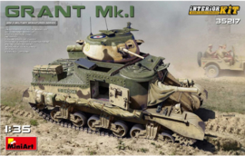 MiniArt | 35217 | Grant Mk.I | 1:35 | full interior